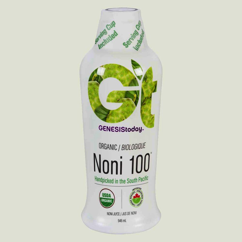 Genesis Today Organic Noni 100