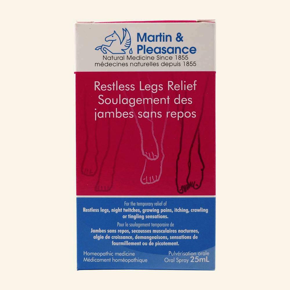 Martin & Pleasance Restless Legs Relief Oral Spray