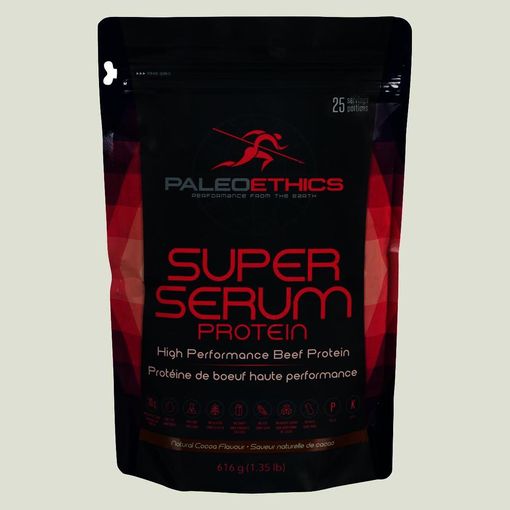 PALEOETHICS Super Serum Chocolate Protein