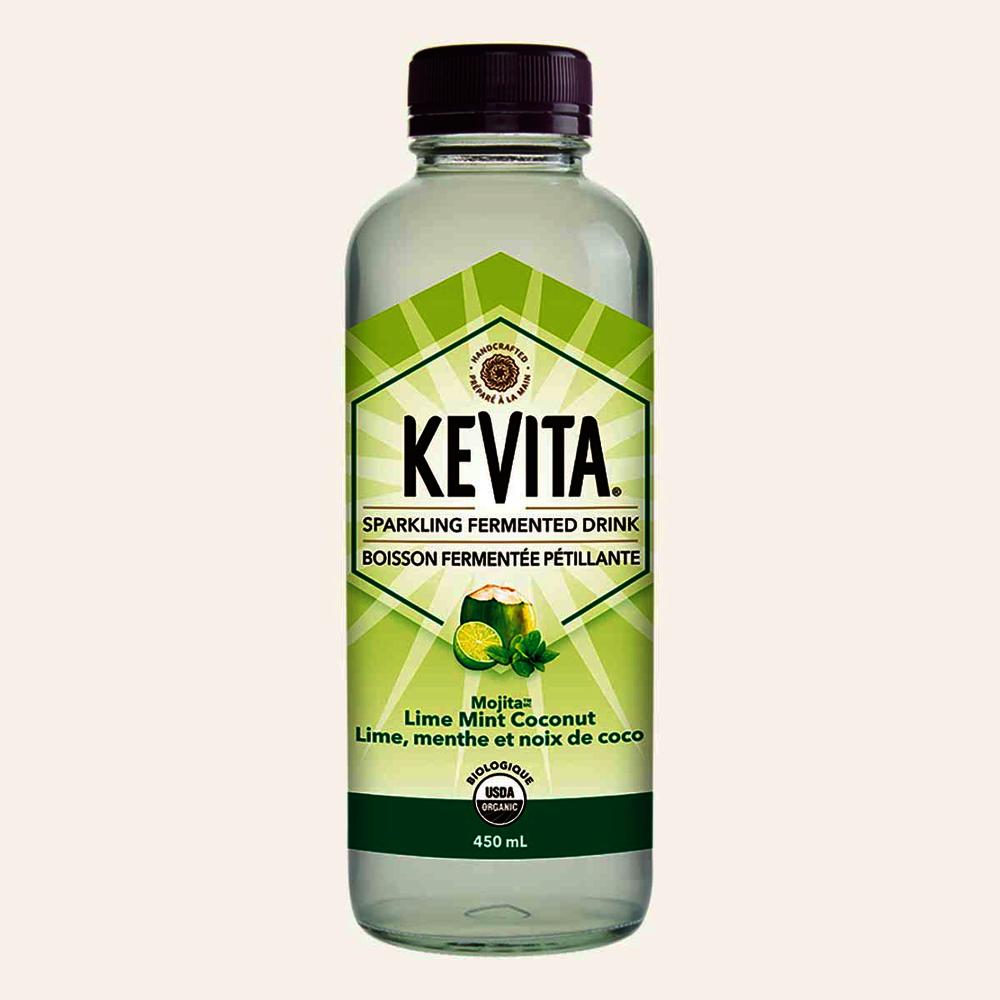 Kevita Sparkling Fermented Mojita Lime Mint Coconut
