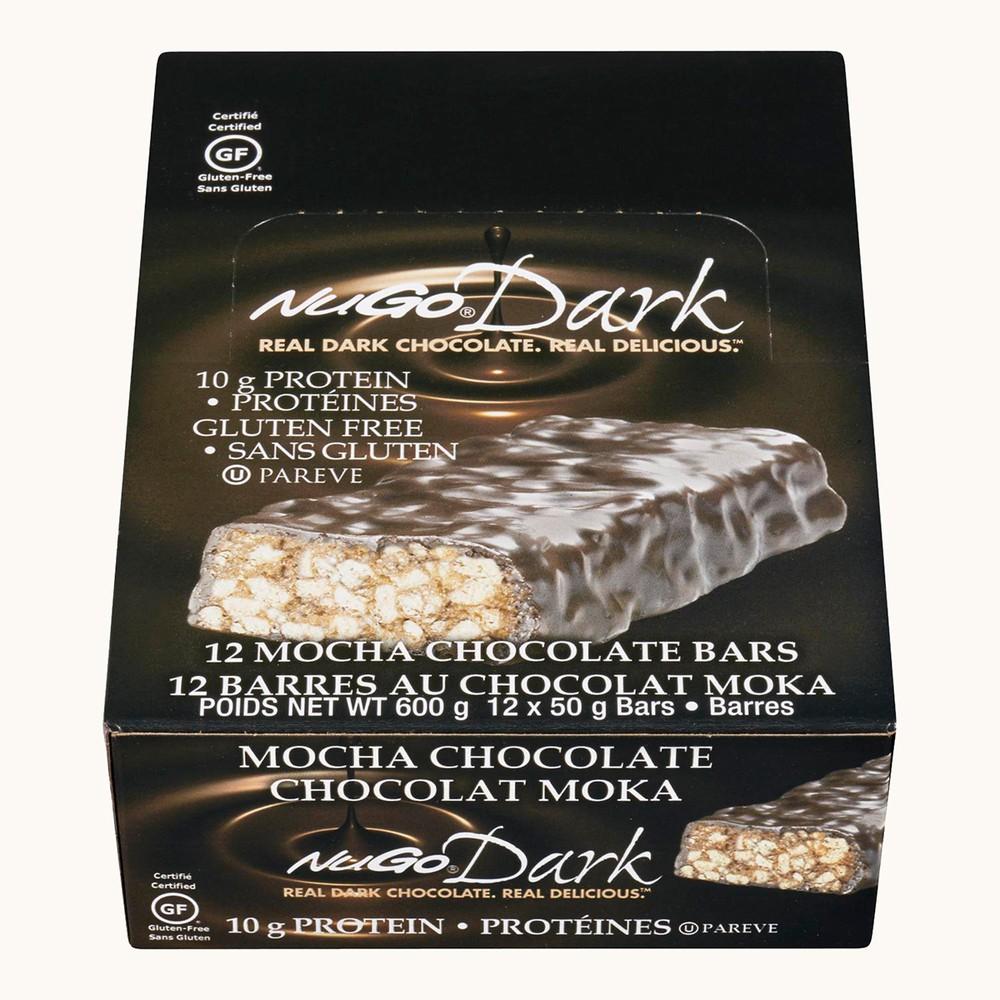 Nugo Dark Bar Mocha Chocolate