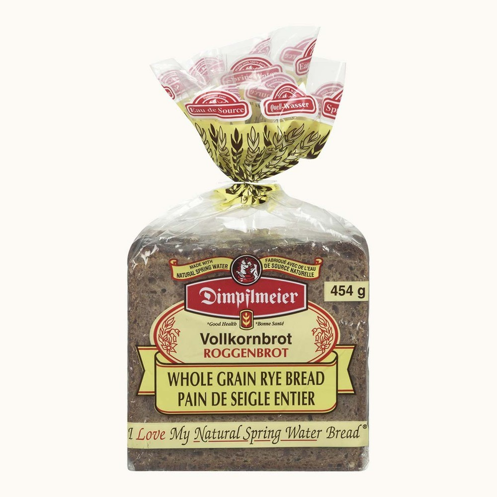 Dimpflmeier Vollkornbrot Whole Grain Rye Bread
