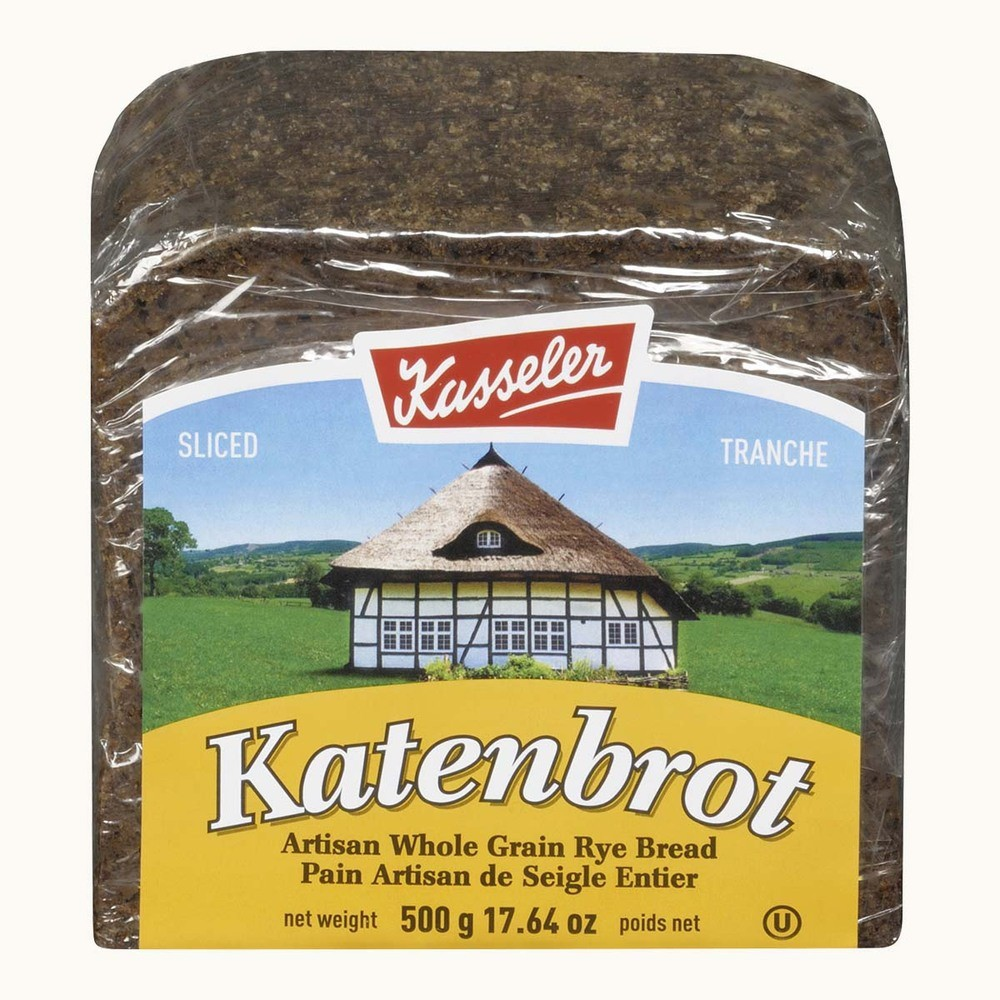 Kasseler Katenbort Rye Bread
