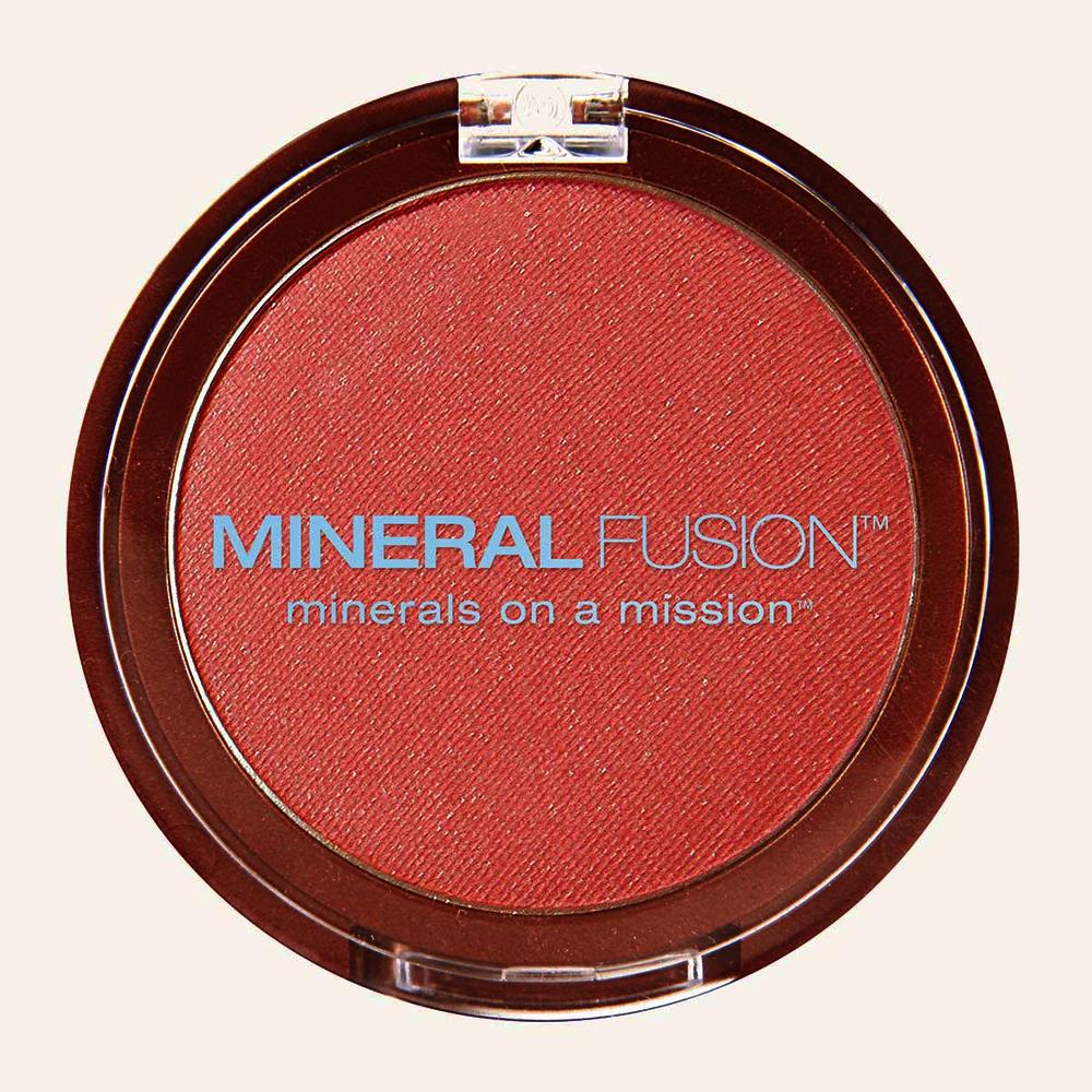 Mineral Fusion Blush Flashy