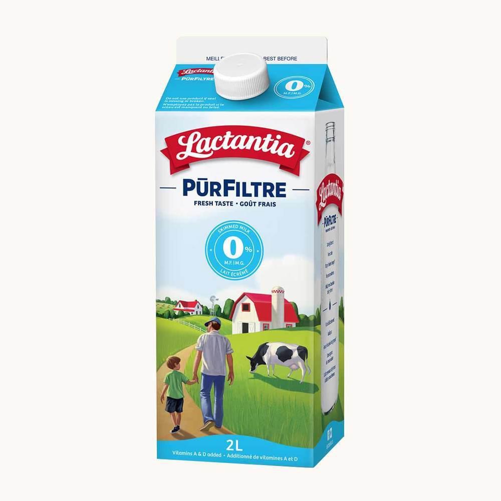 Lactantia PurFiltre Skim Milk