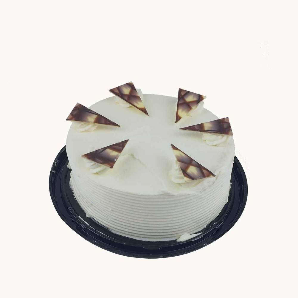 Toute Sweet Egg Free Vanilla Cake
