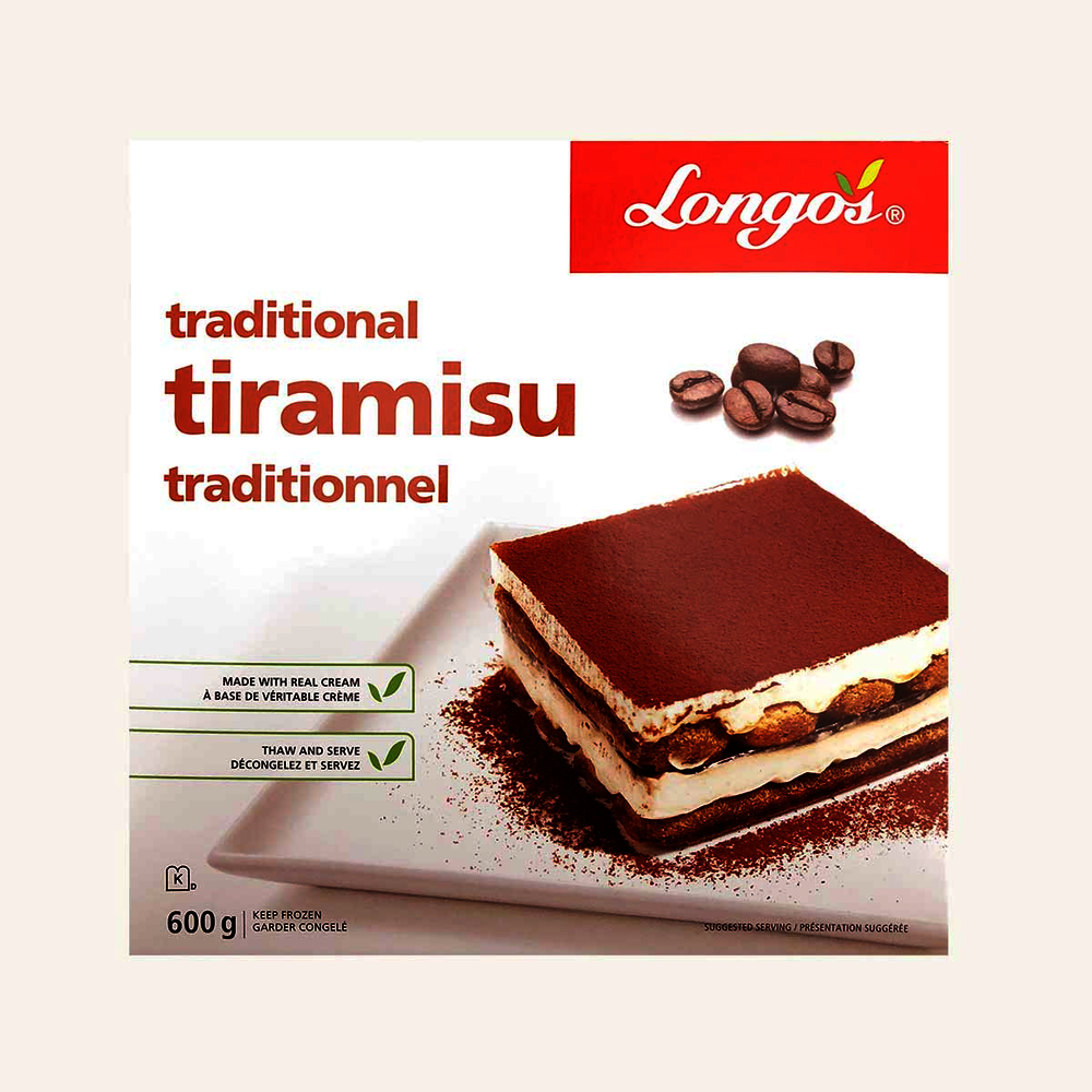 Longo's Traditional Tiramisu