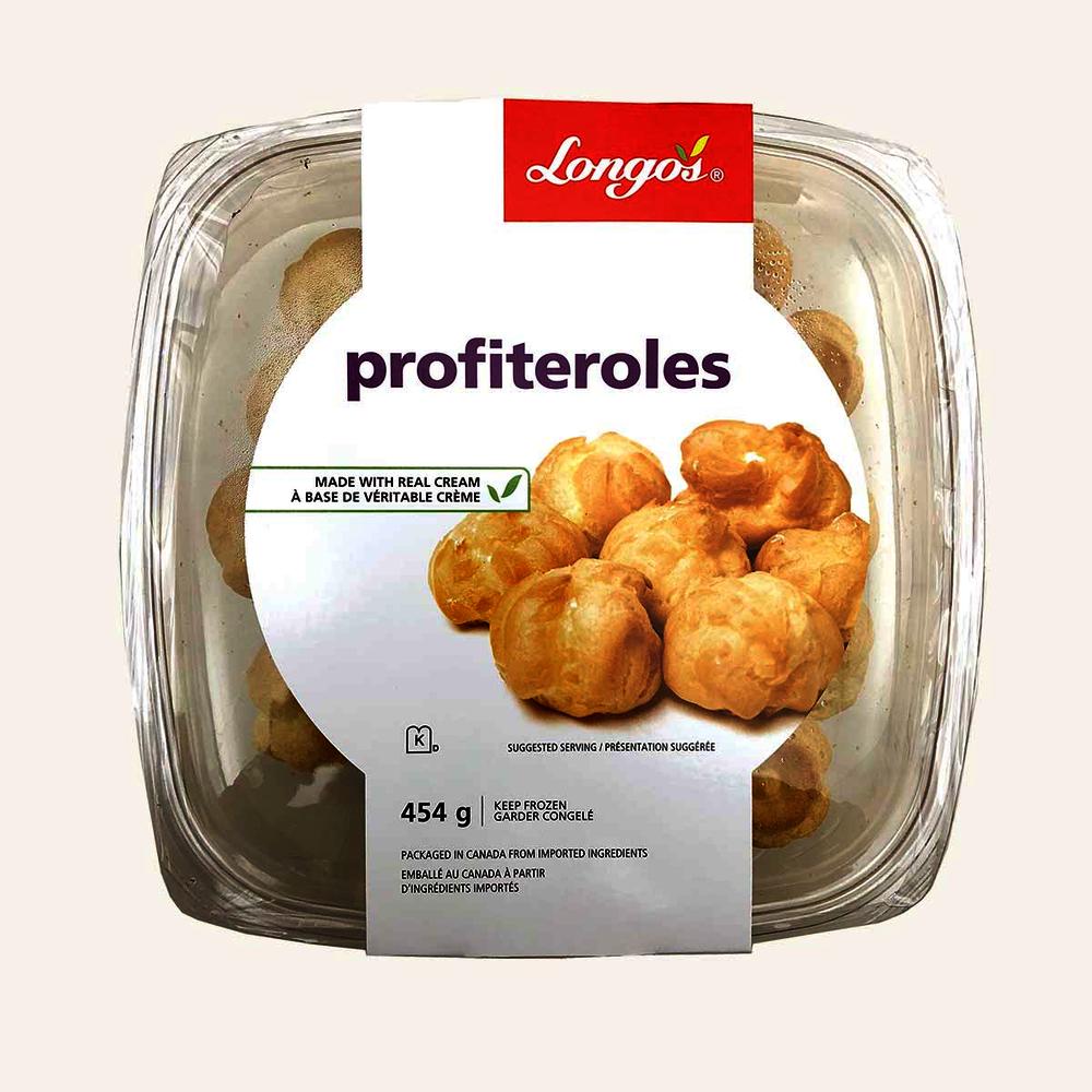 Longo's Profiteroles