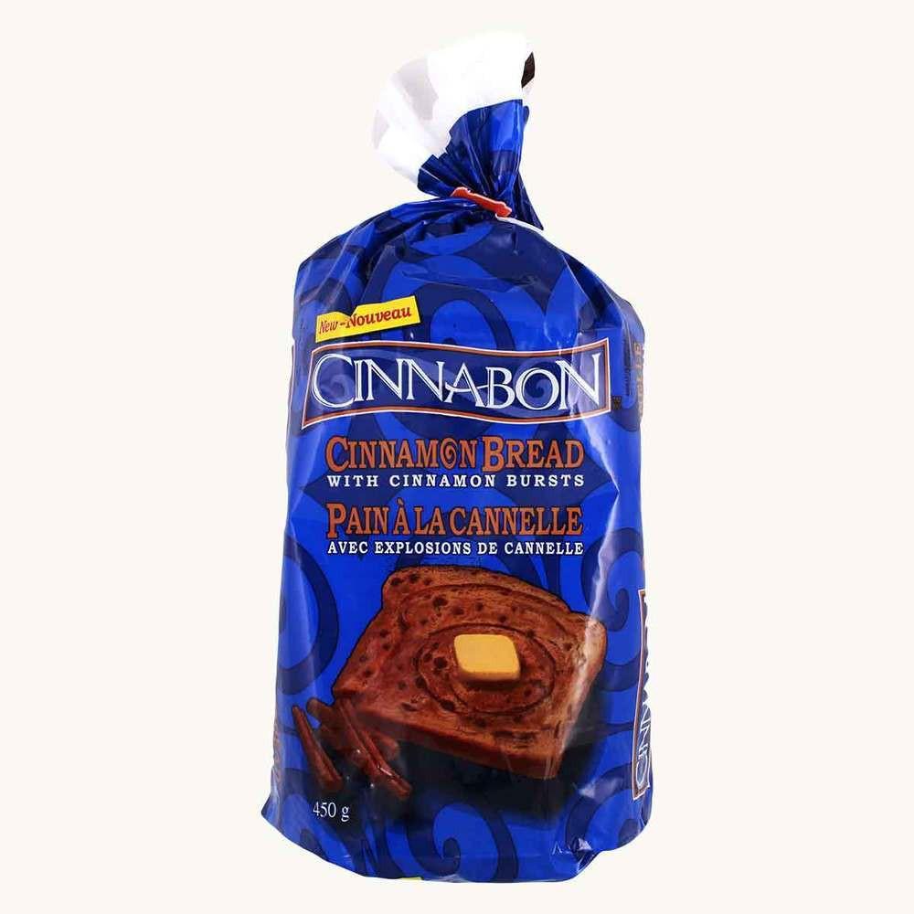 Cinnabon cinnamon bread