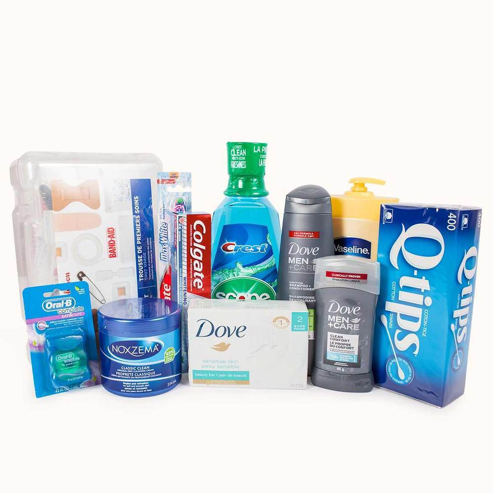 HIS PERSONAL CARE  BUNDLE