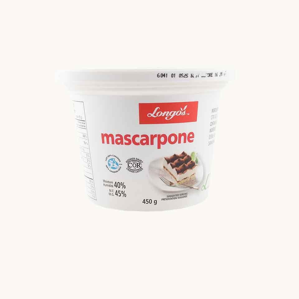 Longo's Mascarpone Cheese