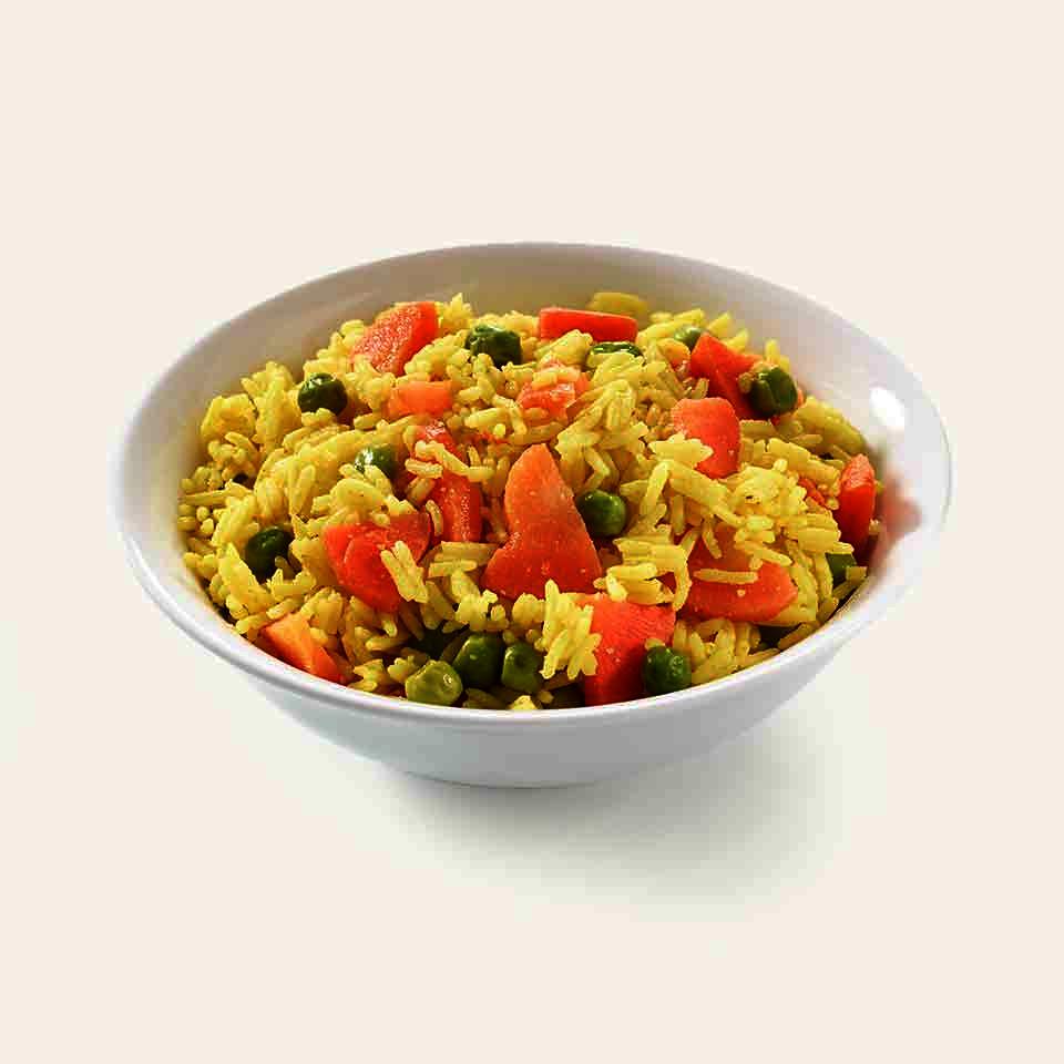 Longo's Basmati Rice with Vegetables