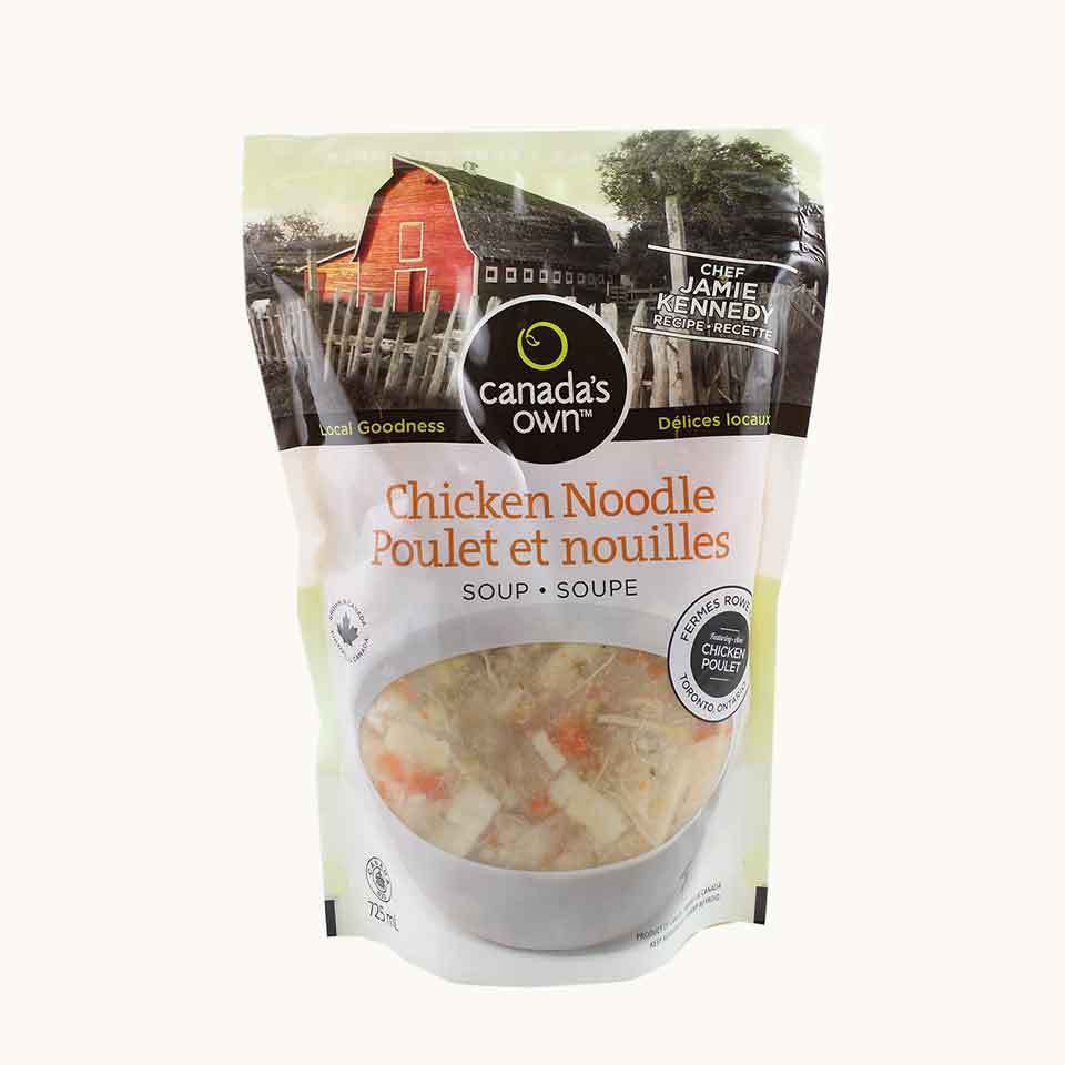 Canada's Own Chicken Noodle Soup