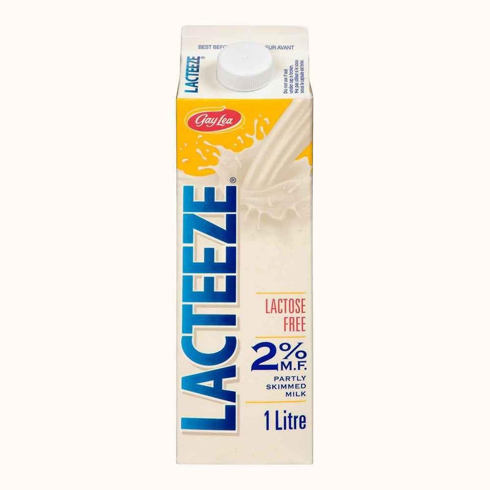 Gay Lea Lacteeze 2% Milk