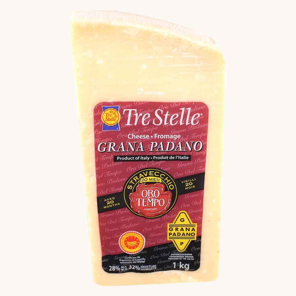 Tre Stelle Oro Del Temp Grana Padano Cheese