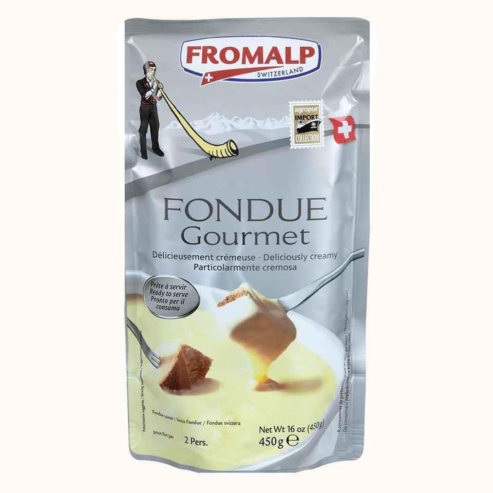 Fromalp Cheese Fondue Gourmet