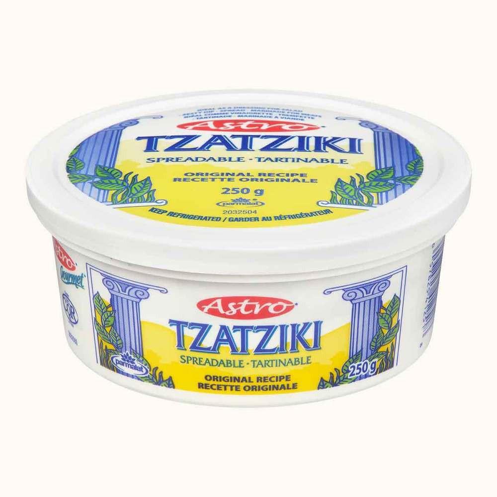 Astro Tzatziki