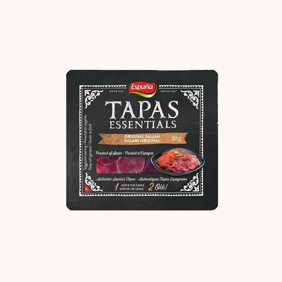 Espuna Tapas Essentials Original Salami