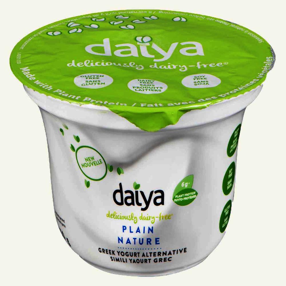 Daiya Plain Yogurt Alternative