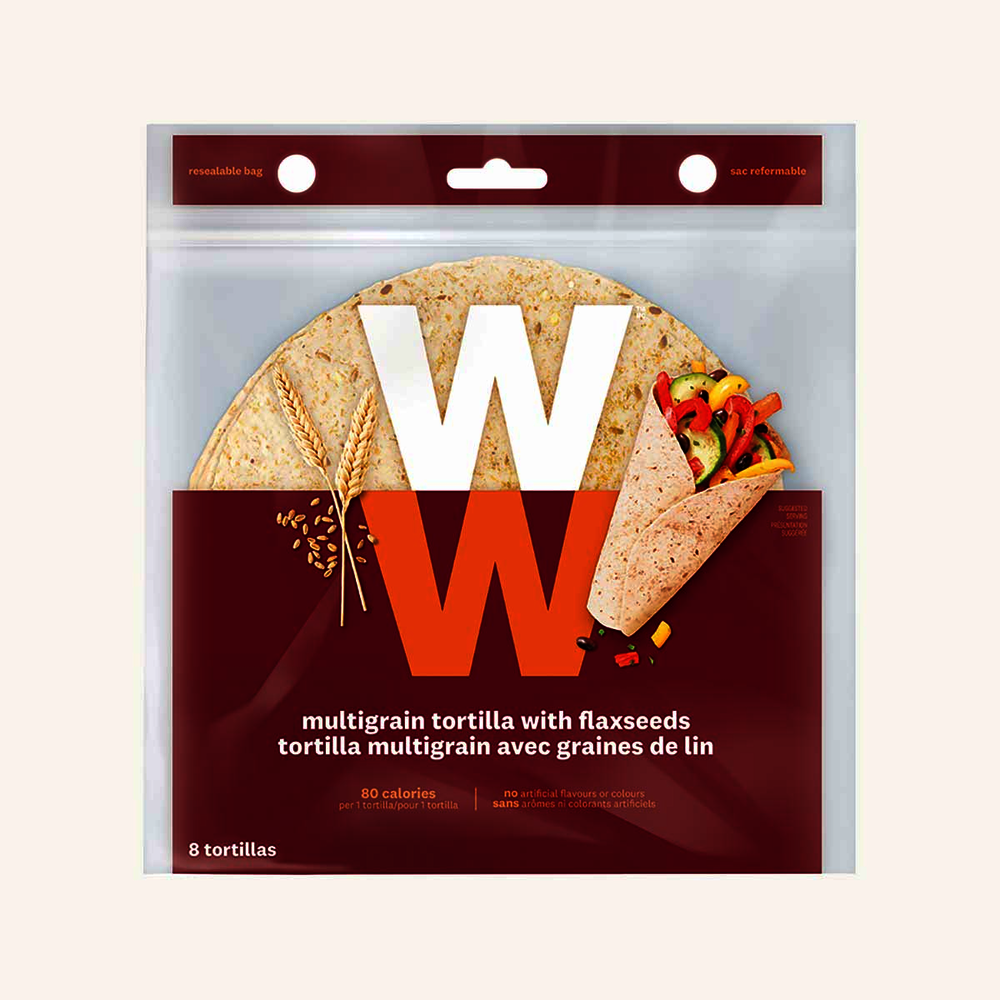 Weight Watchers Multigrain with Flaxseeds