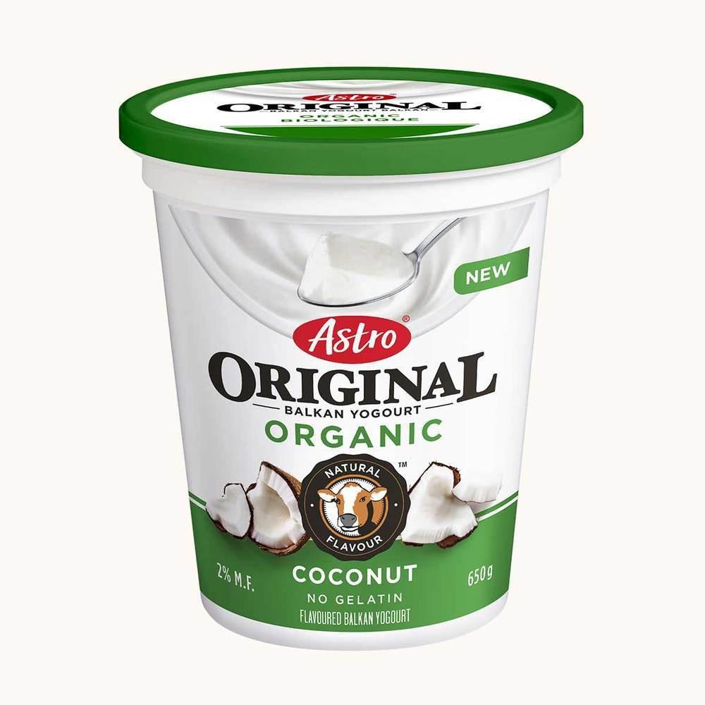 Astro Original Balkan Style Organic Coconut Yogurt