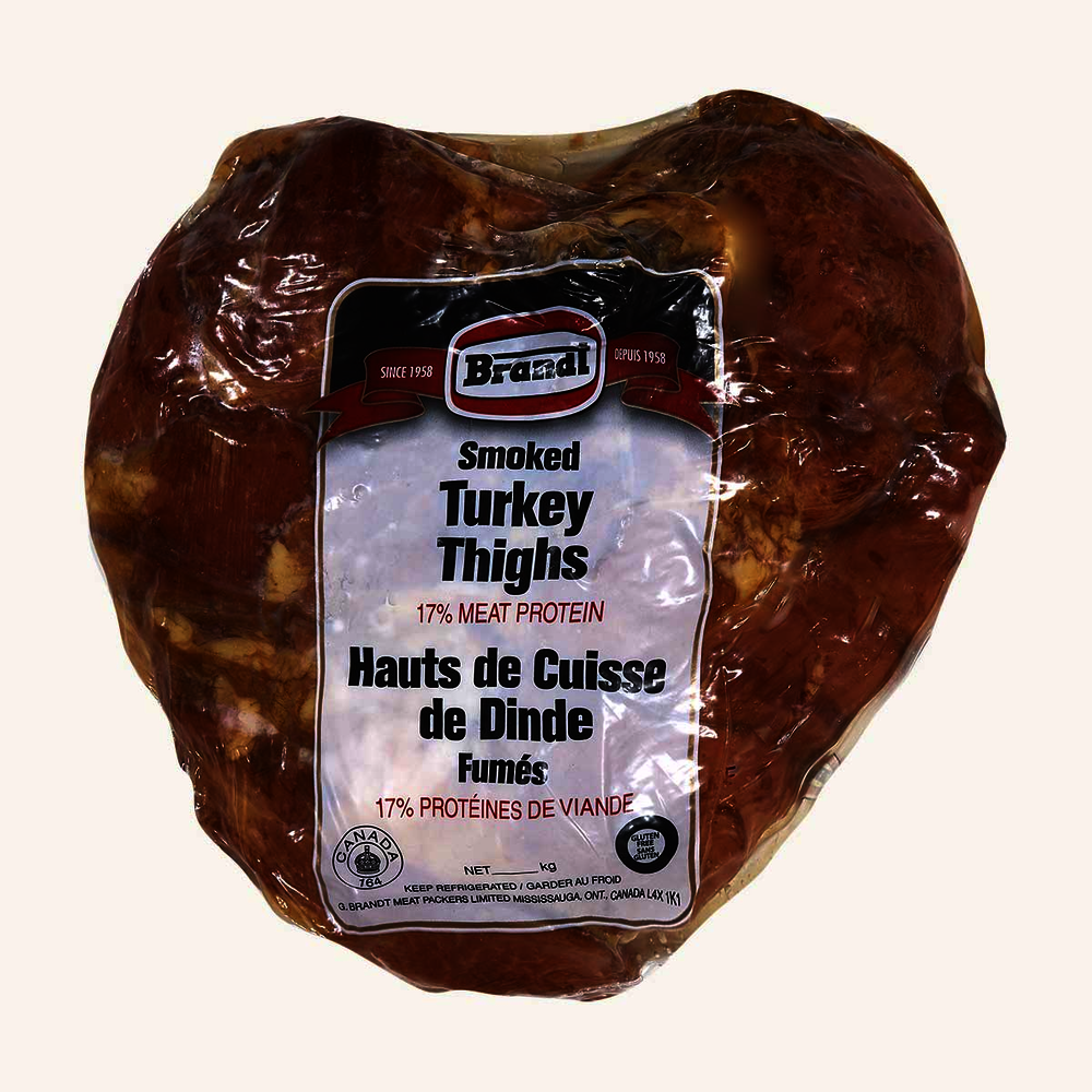 Brandt Smoked Turkey Thigh