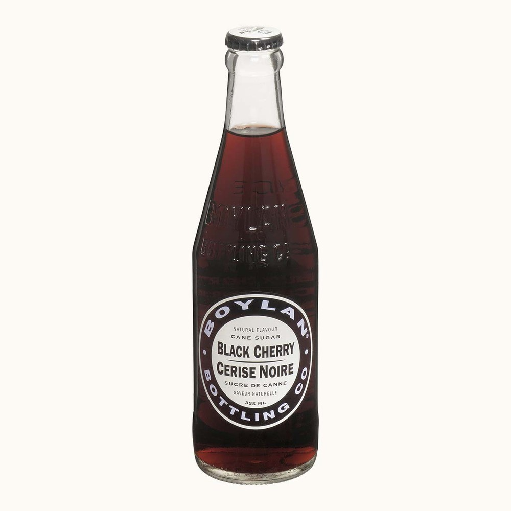 Boylans Natural Black Cherry
