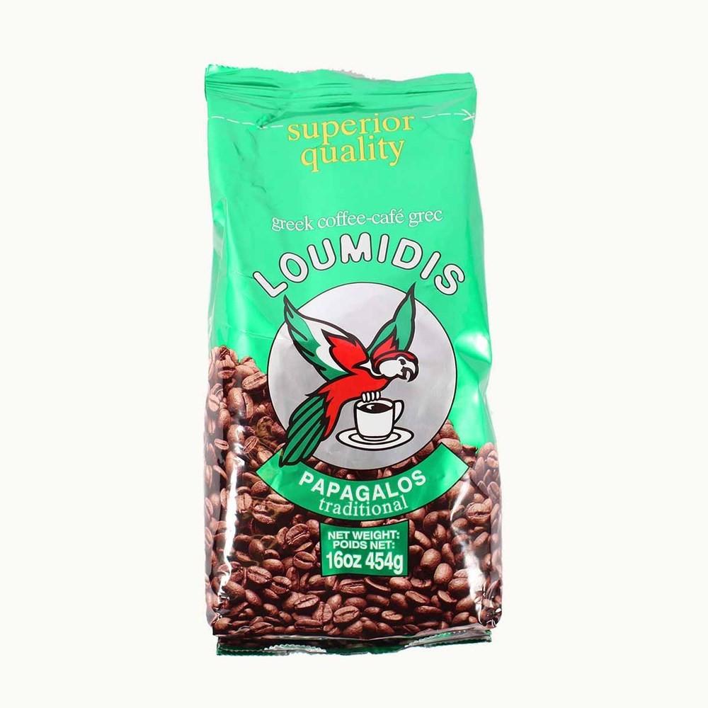 Loumidis Papagalos Greek Coffee