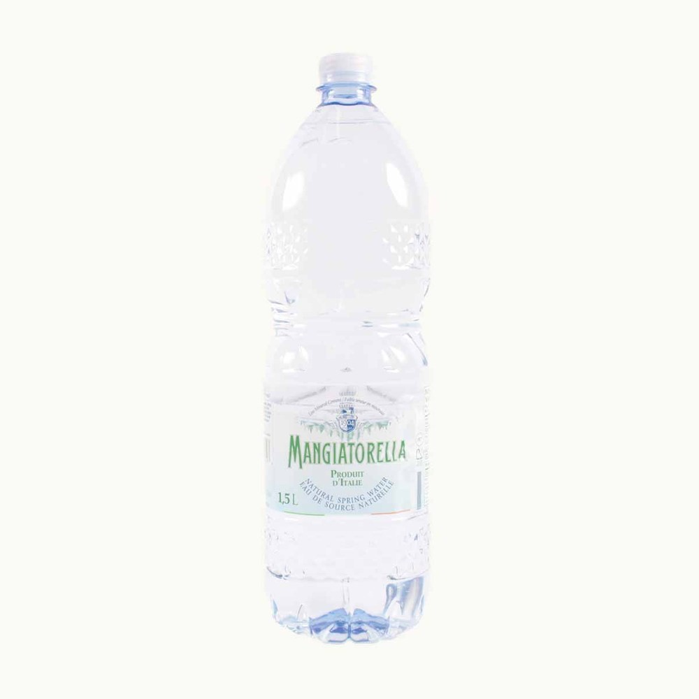 Mangiatorella Spring Water