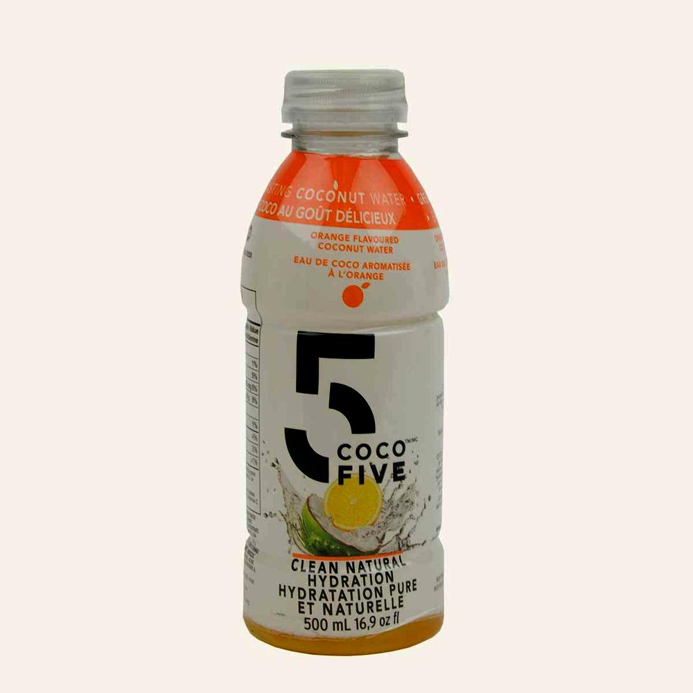 Coco 5 Orange Coconut Water