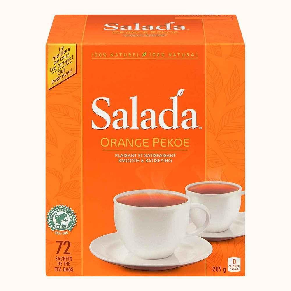 Salada Orange PekoeTea