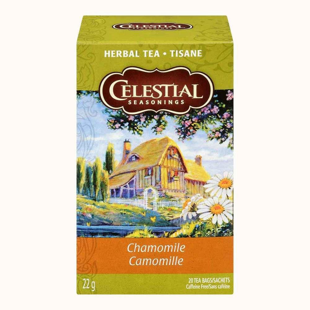 Celestial Seasonings Chamomile Tea