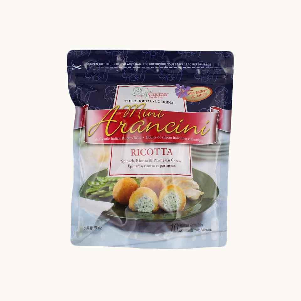 Cucina Mini Arancini Ricotta Delivery Cornershop Canada