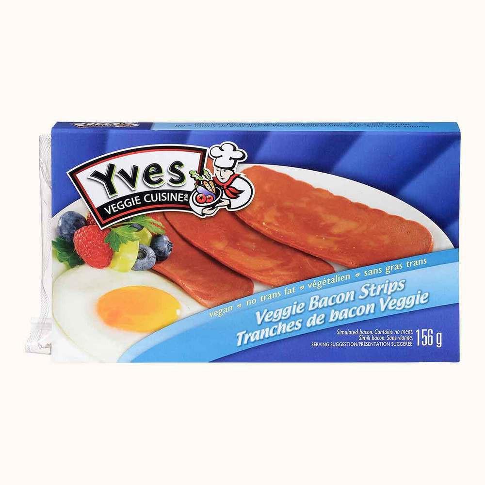 Yves Veggie Cuisine Canadian Style Veggie Bacon