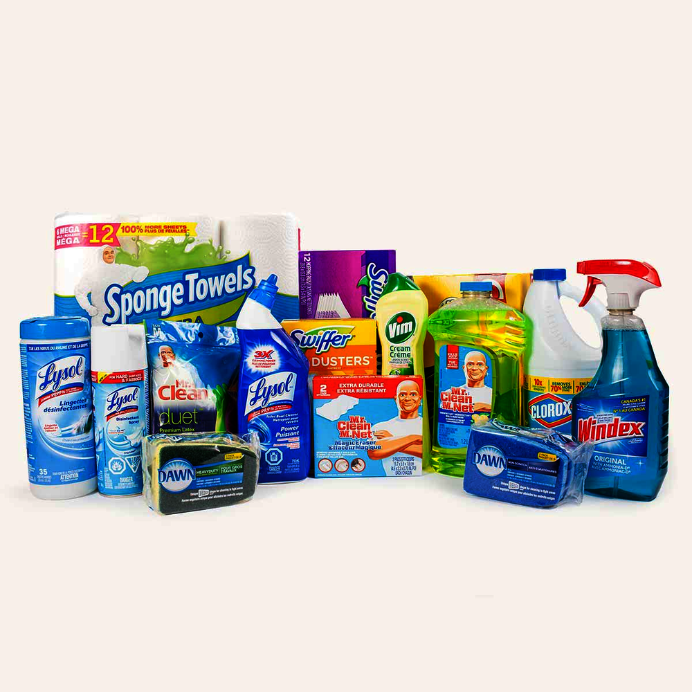 FALL CLEANING BUNDLE
