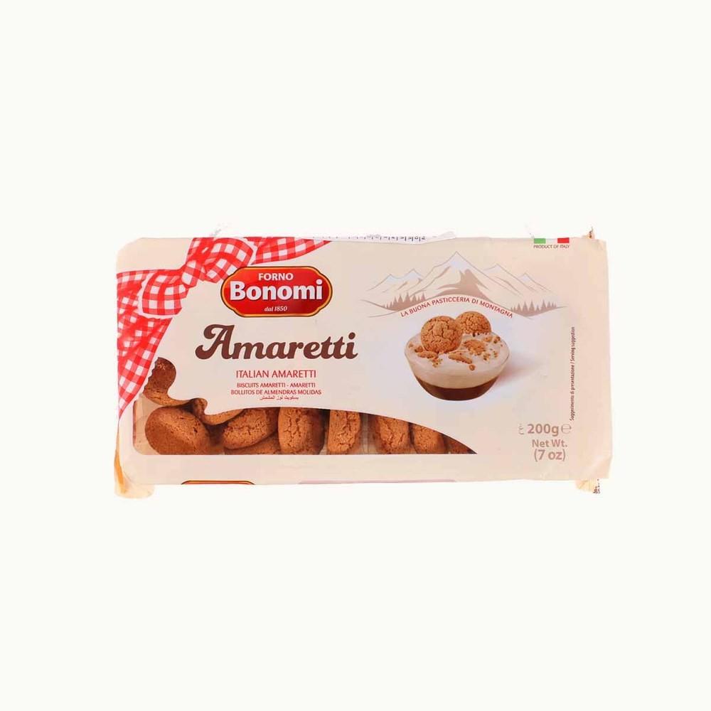 Bonomi Italian Amaretti Almond Cookie