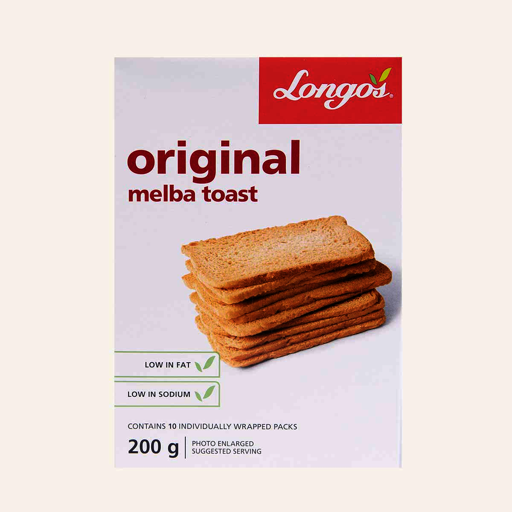 Longo's Original Melba Toast