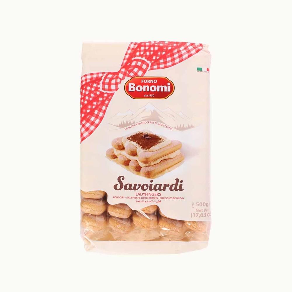 Bonomi Biscotti Savoiardi Ladyfingers