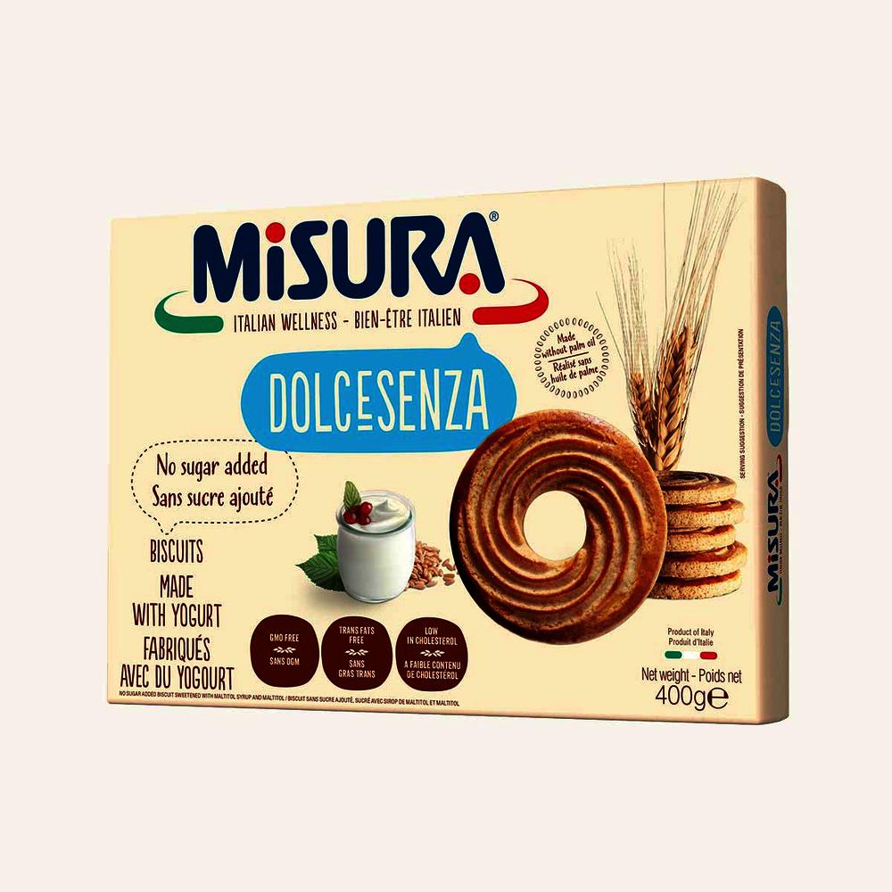Misura Biscotti No Sugar