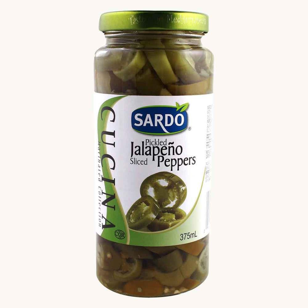 Sardo Sliced Jalapenos
