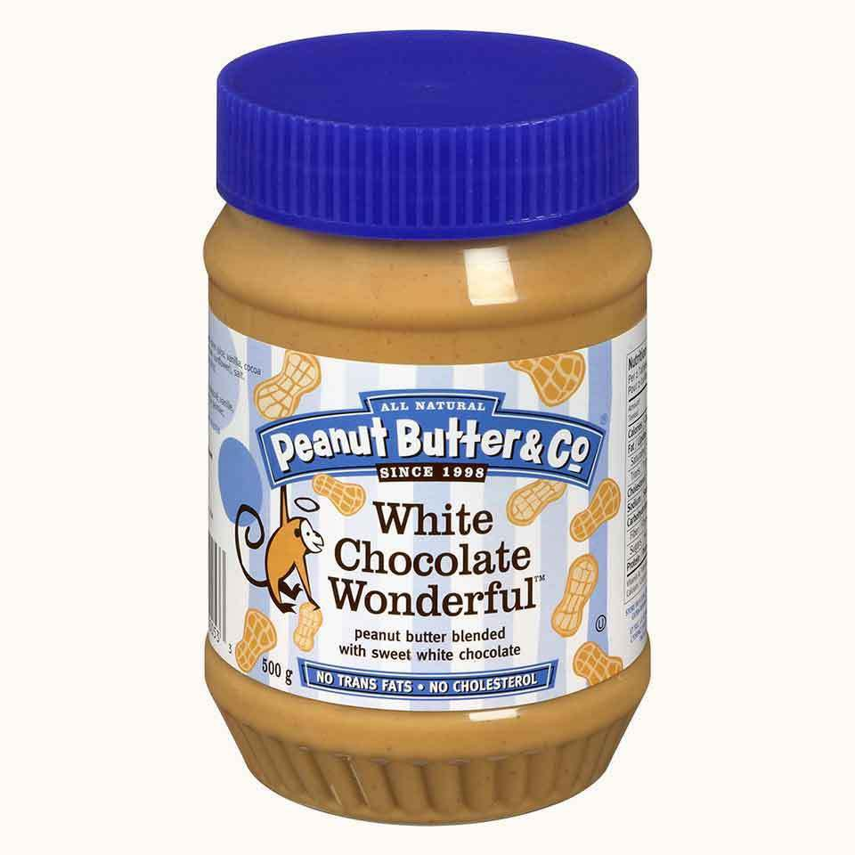 Peanut Butter & Co. White Chocolate Wonderful Spread