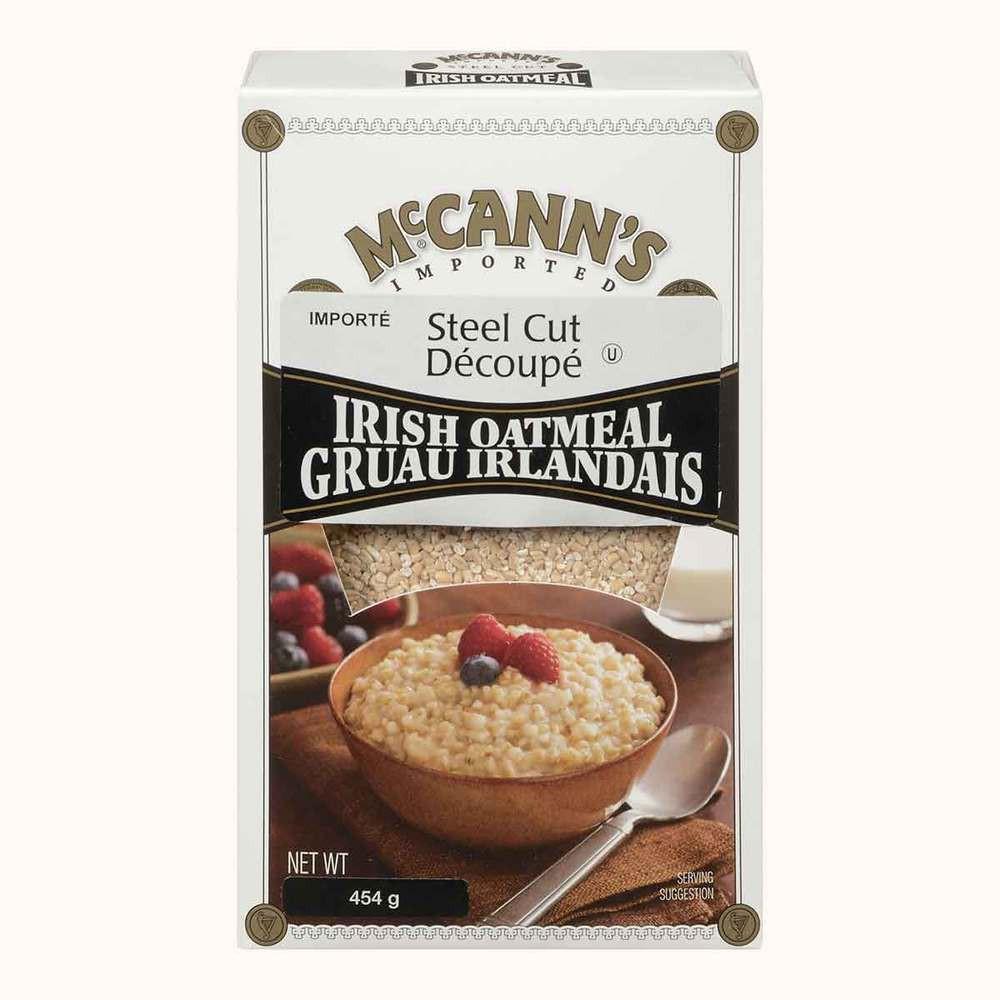 McCanns Steel-Cut Irish Oatmeal