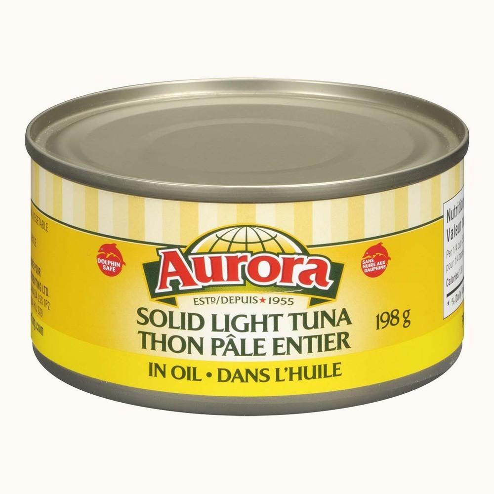 Aurora Solid Light Tuna in Oil