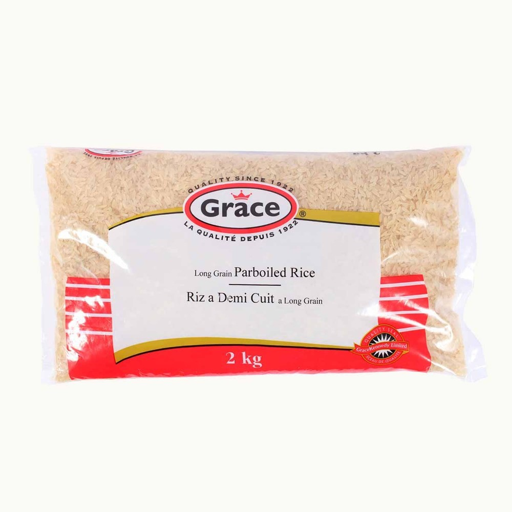 Grace Parboiled Rice