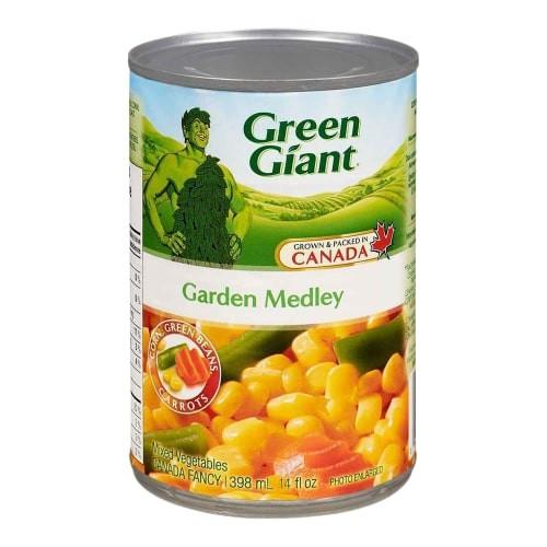 Garden medley mixed vegetables