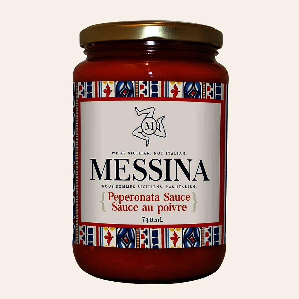 Messina Peperonata Sauce
