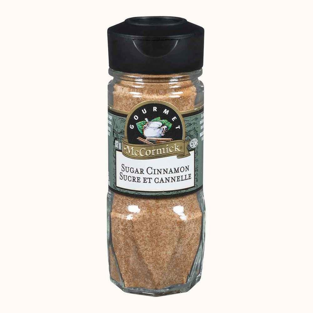 McCormick Gourmet Sugar Cinnamon