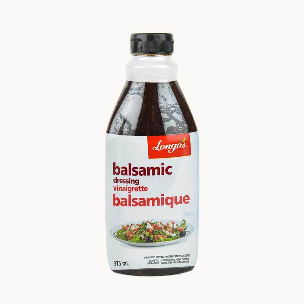 Longo's Salad Dressing Balsamic Vinaigrette