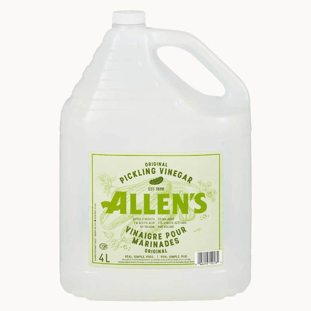 Original pickling vinegar
