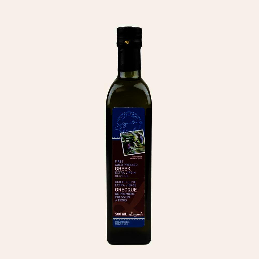 Longo's Signature Greek Extra Virgin Olive Oil